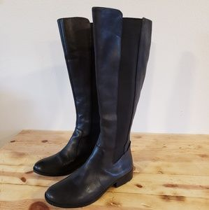 Jessica Simpson knee high riding boots NEW size 7